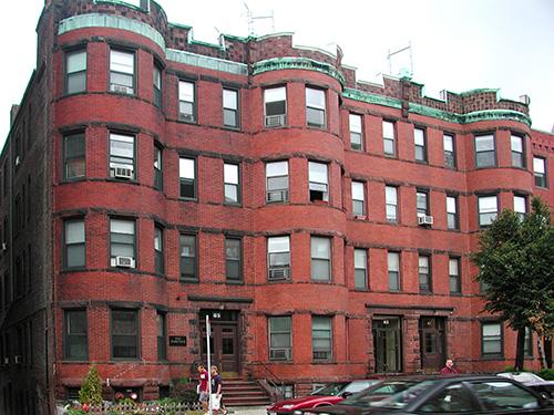 81-85 Westland Ave, Boston, MA 02115