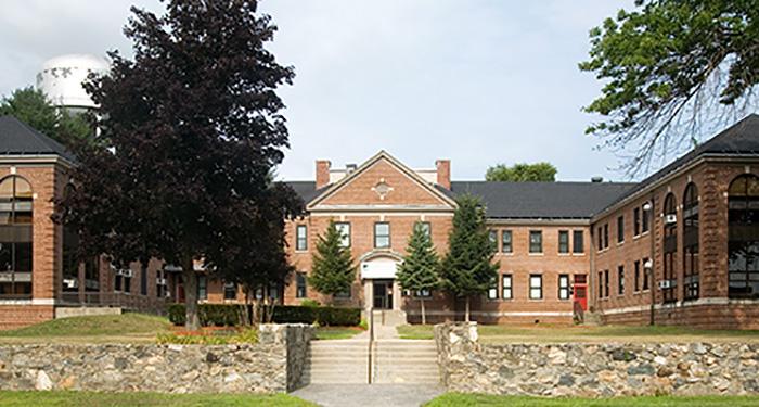 Exterior Bedford Veterans Quarters